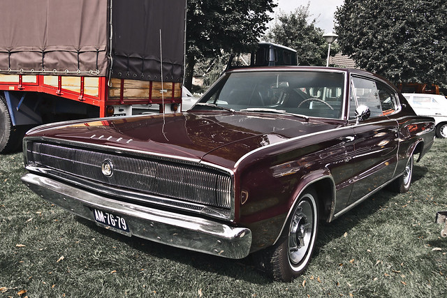 Dodge Charger Hardtop 1966 (0554)