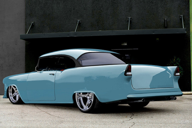 55'Chevrolet Bel Air