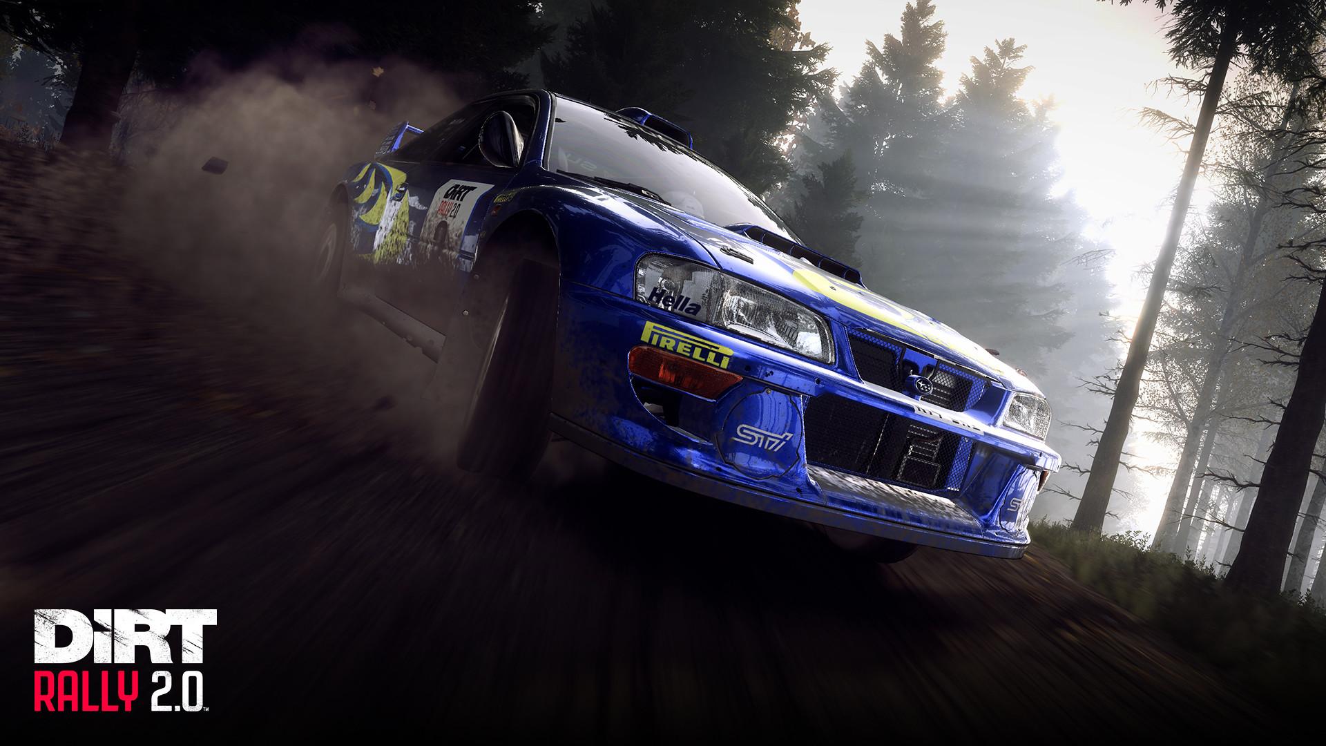 DiRT Rally 2.0 - Colin McRae 3