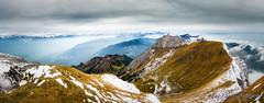 Tomlishorn Trail, Mount Pilatus, Switzerland