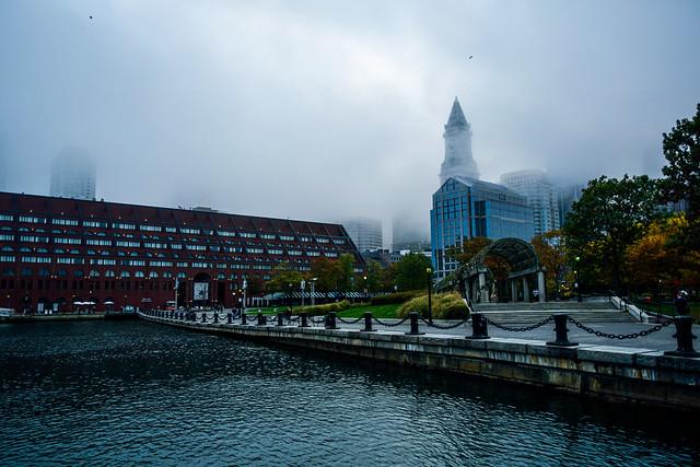 Boston Fog