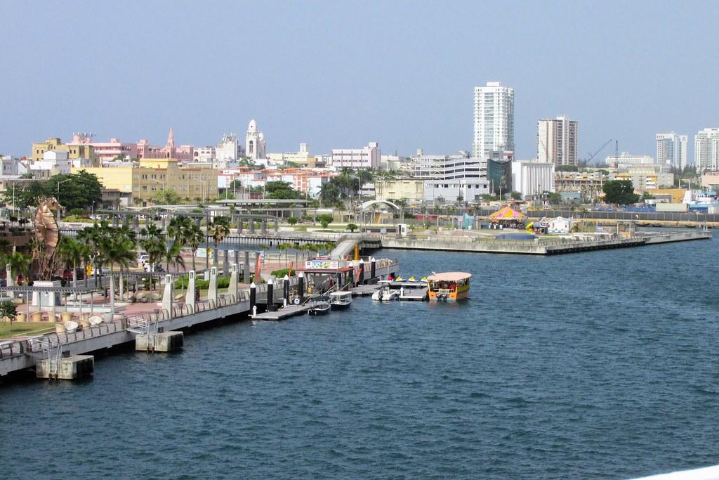San Juan Tour Boat