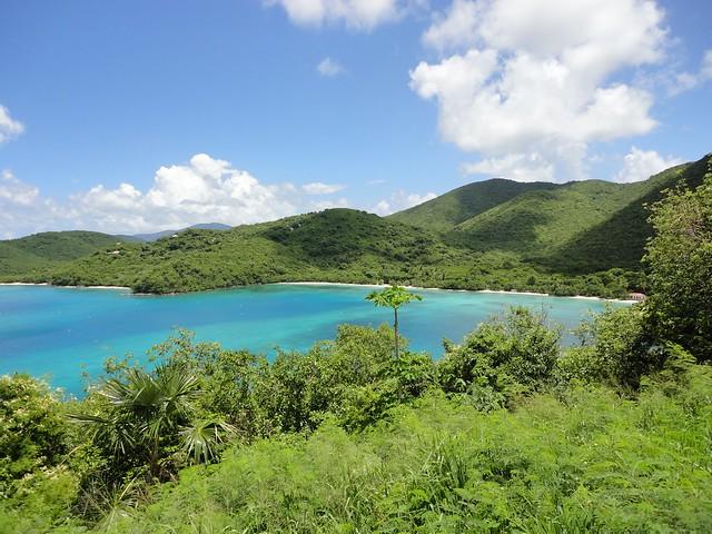Virgin Islands National Park - Maho Bay and Little Maho Bay