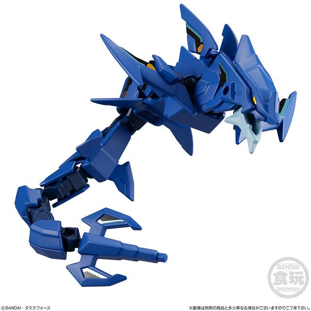 最終決戰機體!組裝×可動骨架×自由換裝『ANIMAGEAR』食玩第 7 彈發表!