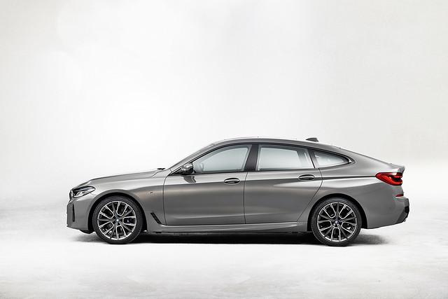 全新BMW 6系列Gran Turismo (12)
