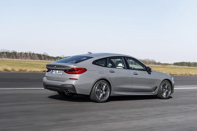 全新BMW 6系列Gran Turismo (8)