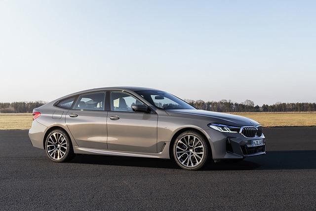 全新BMW 6系列Gran Turismo (3)