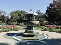Fountain, South Park, Lawrence