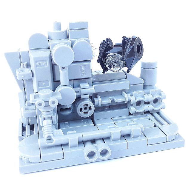 Micro TIE Interceptor