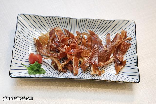 tonkatsu by wa kitchen pavilion Buta stingray fin