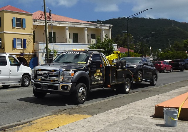 Ford F-450 Tow Truck (1) in St Thomas USVI (1)
