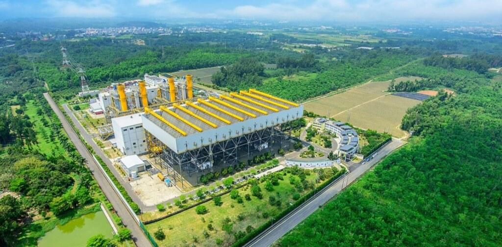 豐德天然氣電廠
