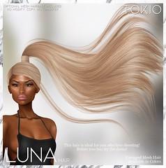 TOKIO Hair - LUNA - TRES CHIC Event!!
