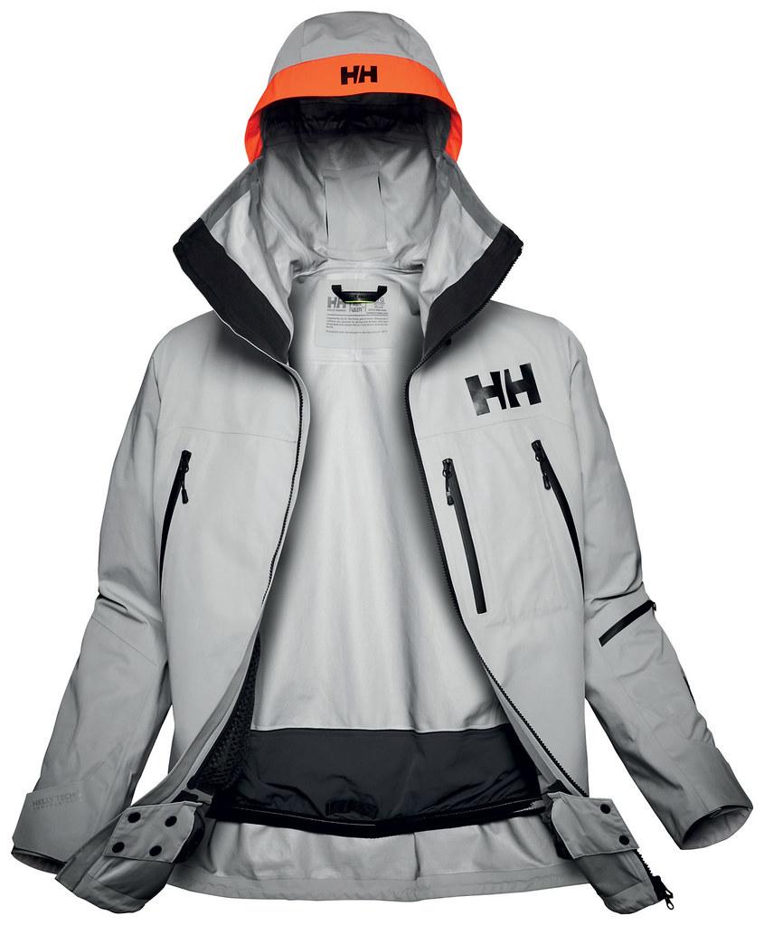 Bunda Elevation Infinity Shell Jacket stechnologií Lifa InfinityPro™