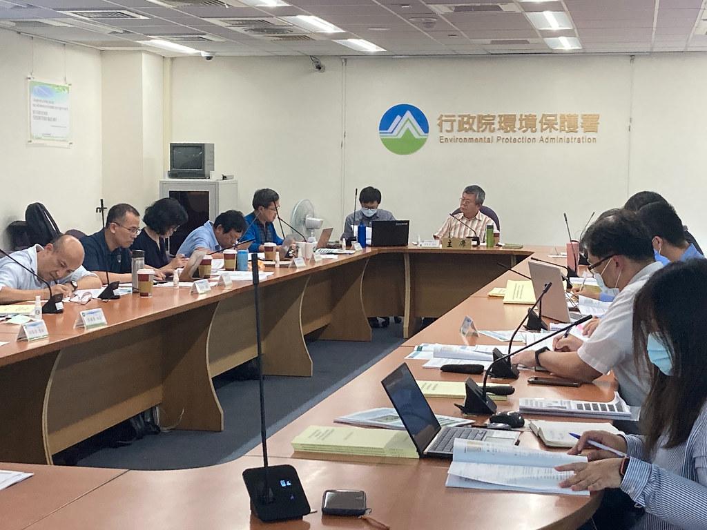 環委要求開發單位應重需推估天然氣用量及碳排量
