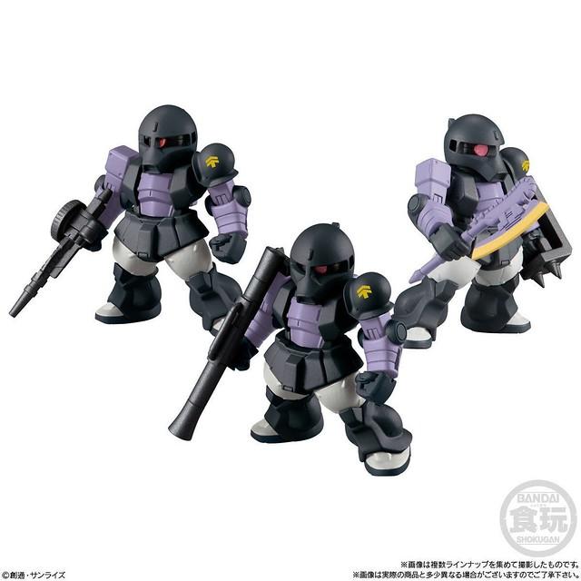《機動戰士鋼彈》食玩「FW GUNDAM CONVERGE ♯」第 21 彈商品情報公開!