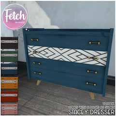 [Fetch] Stacey Dresser @ Fifty Linden Friday!