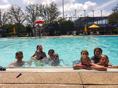 Kids In The Pool | by Joe Shlabotnik