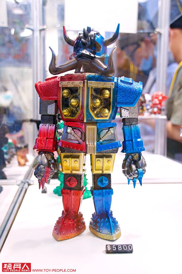 玩具探險隊【第十七屆 台北國際玩具創作大展】2020 Taipei Toy Festival 現場報導 PART 1