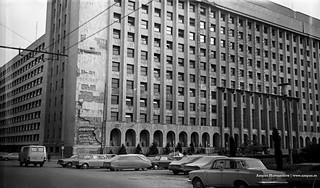 Ministerul Transporturilor dupa cutremur 1977