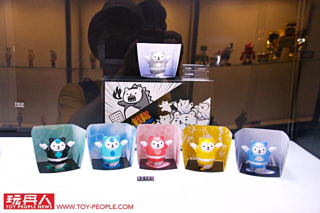 玩具探險隊【第十七屆 台北國際玩具創作大展】2020 Taipei Toy Festival 現場報導 PART 2