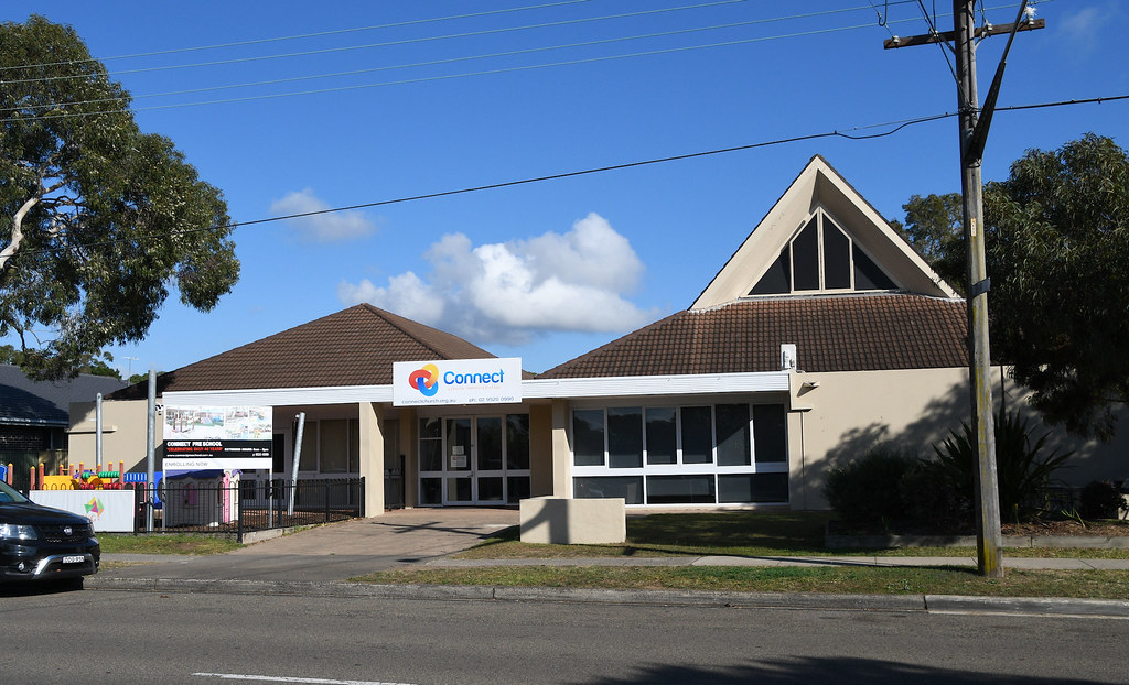 Connect Church, Engadine, Sydney, NSW.
