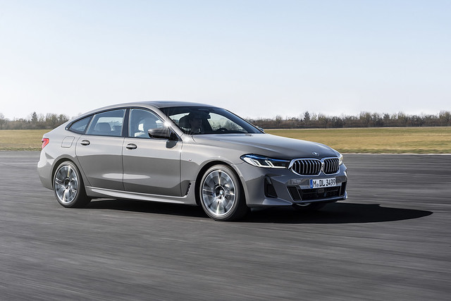 全新BMW 6系列Gran Turismo