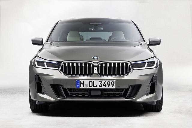 全新BMW 6系列Gran Turismo (5)