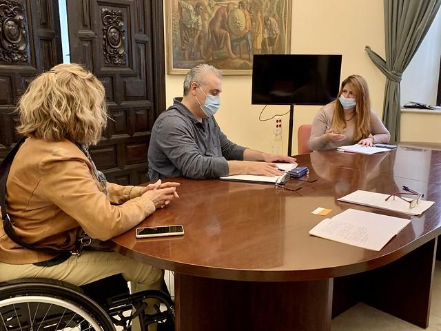 Podemos - Susana Serrano - Presupuestos discapacidad