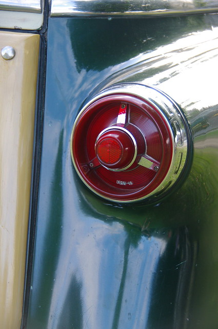 Tail Light - 1954 Ford Country Squire Wagon