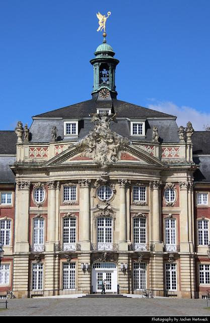 Fürstbischöfliches Schloss, Münster, Germany