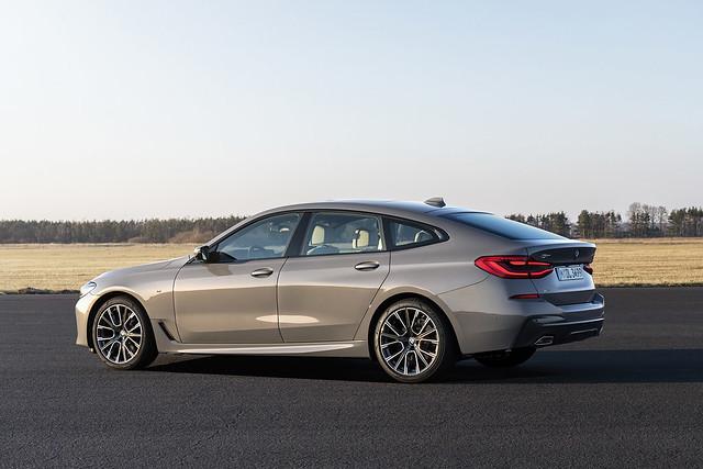 全新BMW 6系列Gran Turismo (2)