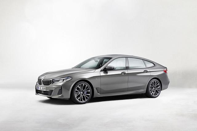 全新BMW 6系列Gran Turismo (10)