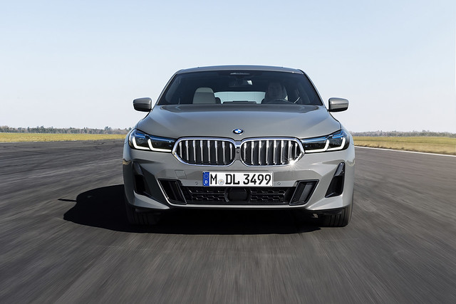 全新BMW 6系列Gran Turismo (4)