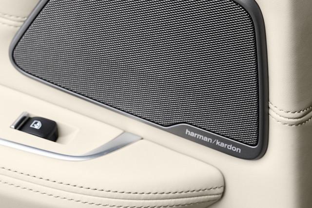 harmankardon高傳真音響系統搭配16具揚聲器