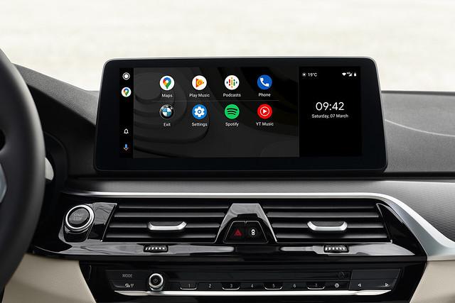 無線智慧型手機整合系統(Android Auto)