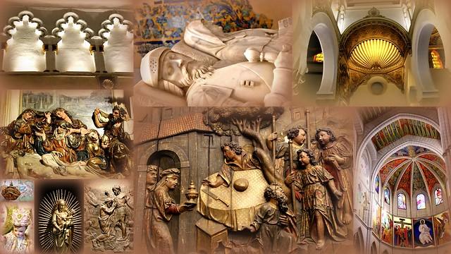 L'art religieux en Espagne et au Portugal