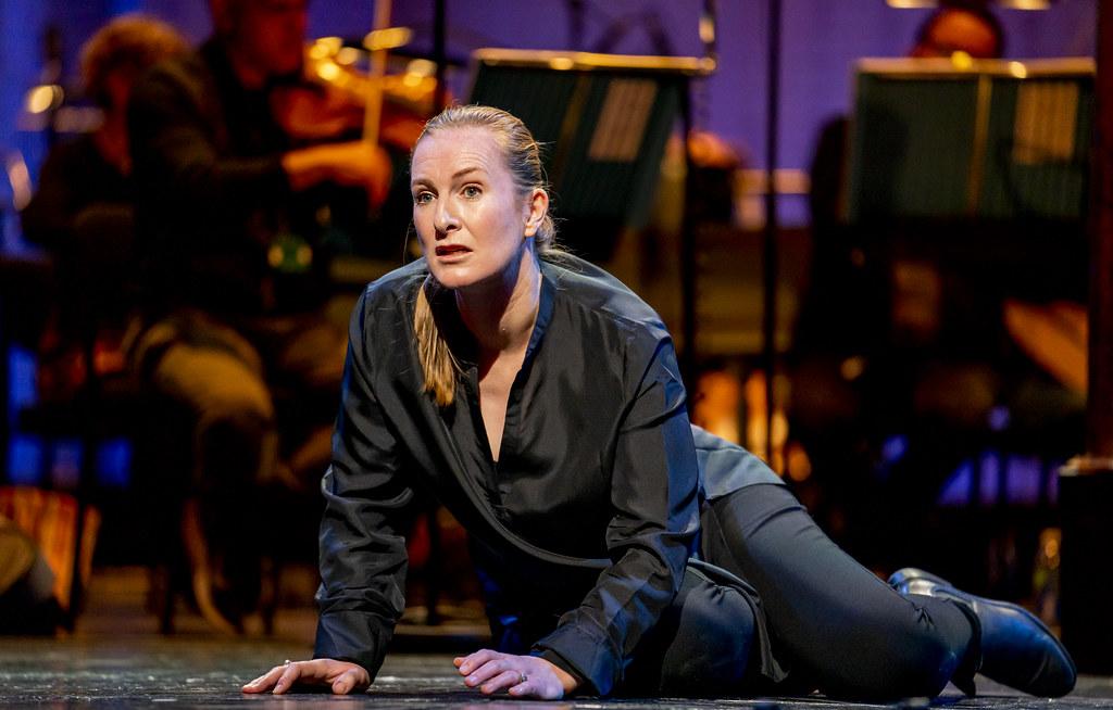 Paula Murrihy in Ariodante in Concert, The Royal Opera © 2020 ROH. Photograph by Tristram Kenton