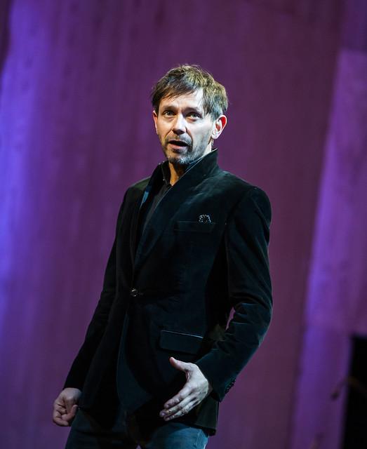 Iestyn Davies in Ariodante in Concert, The Royal Opera © 2020 ROH. Photograph by Tristram Kenton