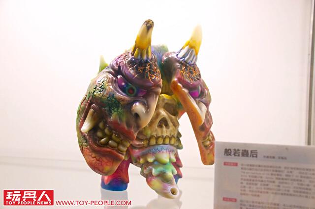 玩具探險隊【第十七屆 台北國際玩具創作大展】2020 Taipei Toy Festival 現場報導 PART 5