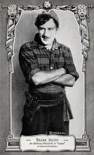 Frank Mayo in Lasca (1919)