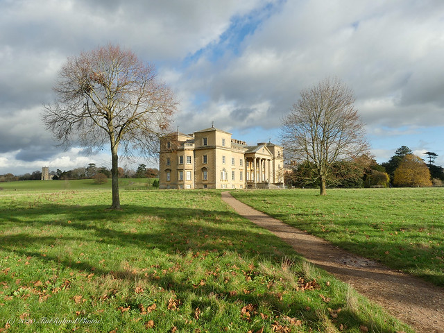 NT Croome Court, Worcestershire, UK.