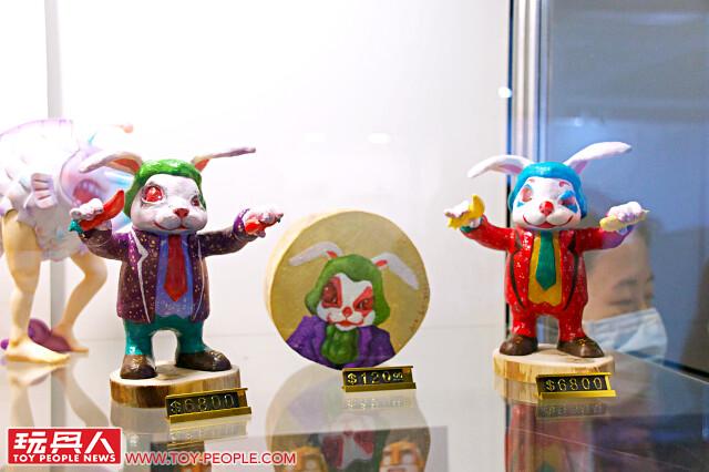 玩具探險隊【第十七屆 台北國際玩具創作大展】2020 Taipei Toy Festival 現場報導 PART 4