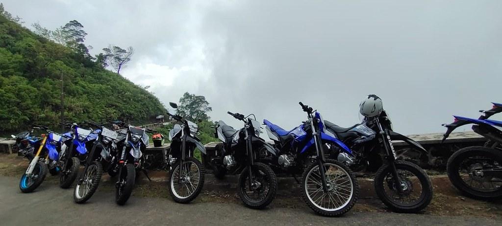 Yamaha WR 155 R Eksplorasi di Jawa Tengah dan Yogyakarta
