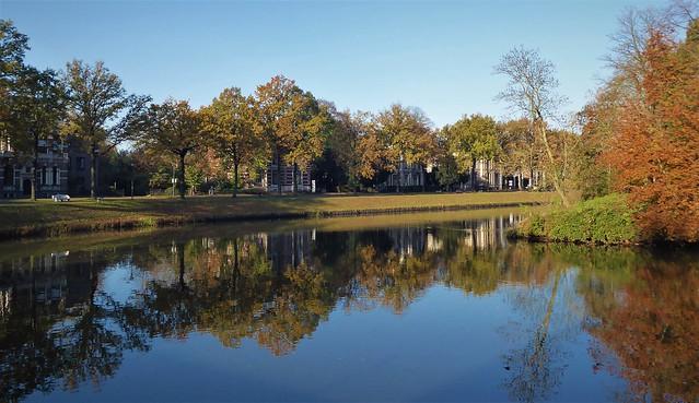 Zwolle, Burg van Royensingel (explored)