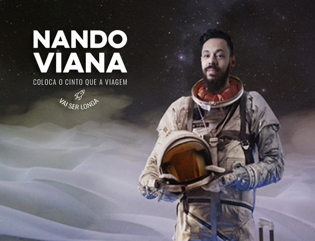 Stand Up - Nando Viana