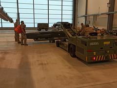 Recertificación del misil Taurus en F-18
