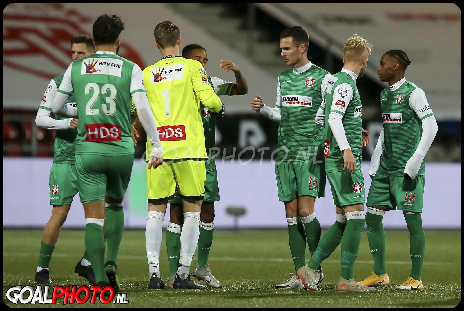 Telstar - FC dordrecht 19-11-2020