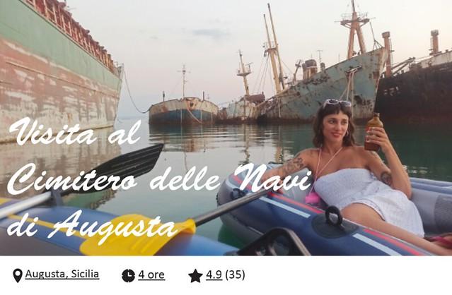 Salvatore Peluso_ Cimitiero Navi, experience