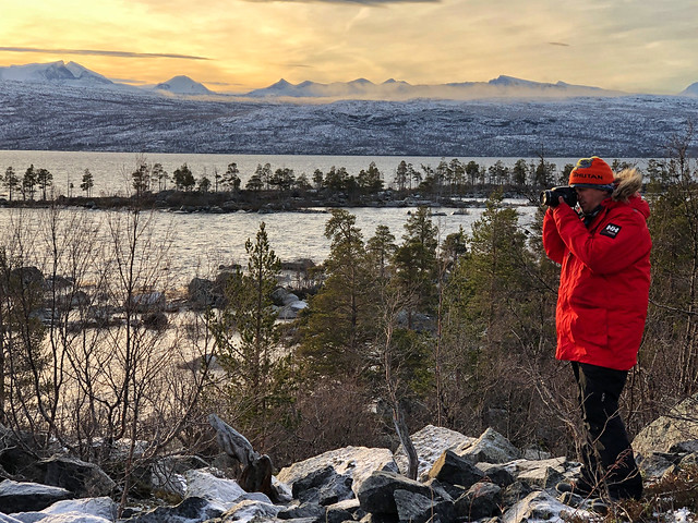 Sele en Laponia Sueca